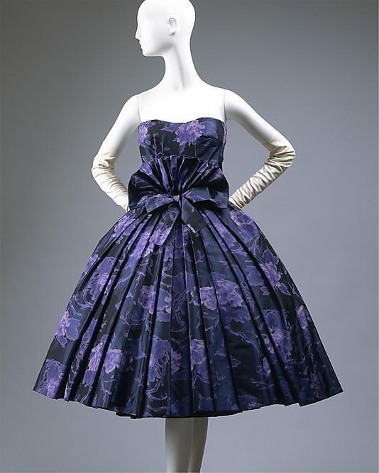 Роскошные платья 1950-х годов - Ярмарка Мастеров - ручная работа, handmade