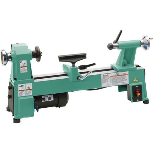 """10"""" x 18"""" Bench-Top Wood Lathe 