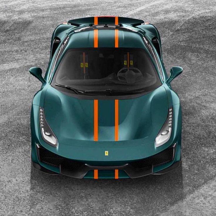Ferrari f488 Track #ferrari # ferrarif488 #mysensualmemo #cars #carporn – cars