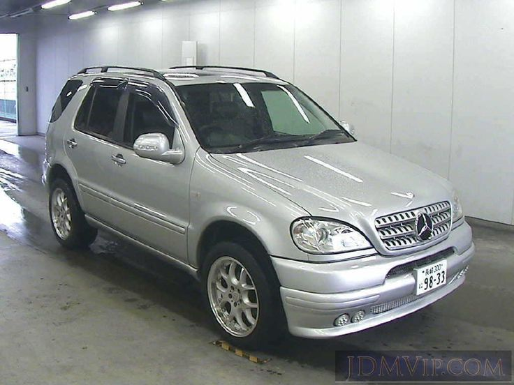 1999 OTHERS MERCEDES BENZ ML320 163154 - http://jdmvip.com/jdmcars/1999_OTHERS_MERCEDES_BENZ_ML320_163154-2unqGhDYSBnTKu0-59038