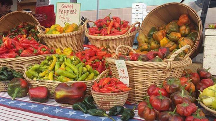(Photograph: Courtesy Santa Monica Farmers' Market)
