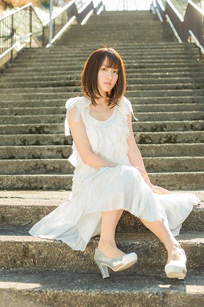 小松未可子さんのポートレート