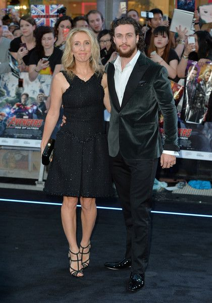 Sam Taylor-Johnson Photos: 'The Avengers: Age Of Ultron' - European Premiere - Red Carpet Arrivals