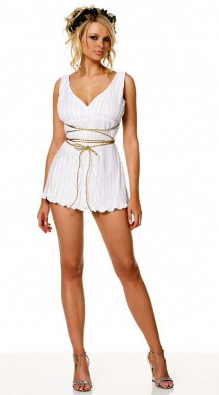 Sexy Greek Goddess Costume - Candy Apple Costumes - Browse All Women's Costumes