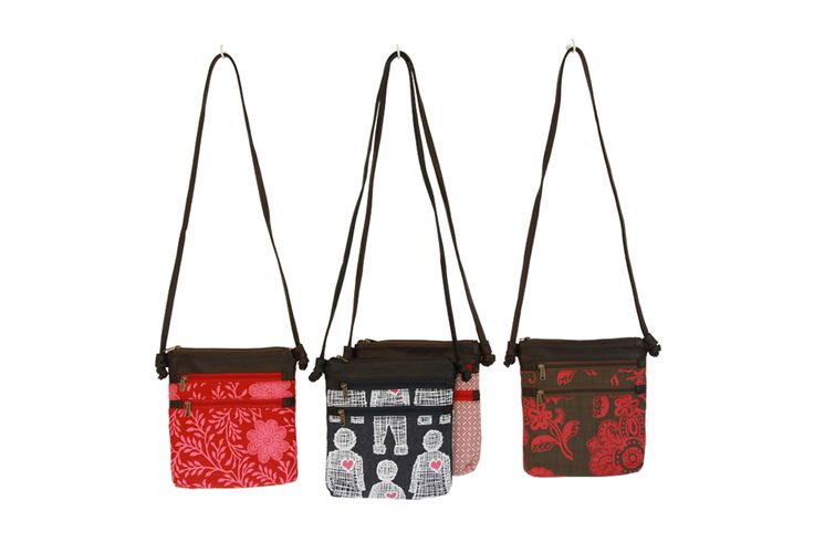 Peppertree Big Knotted Bag