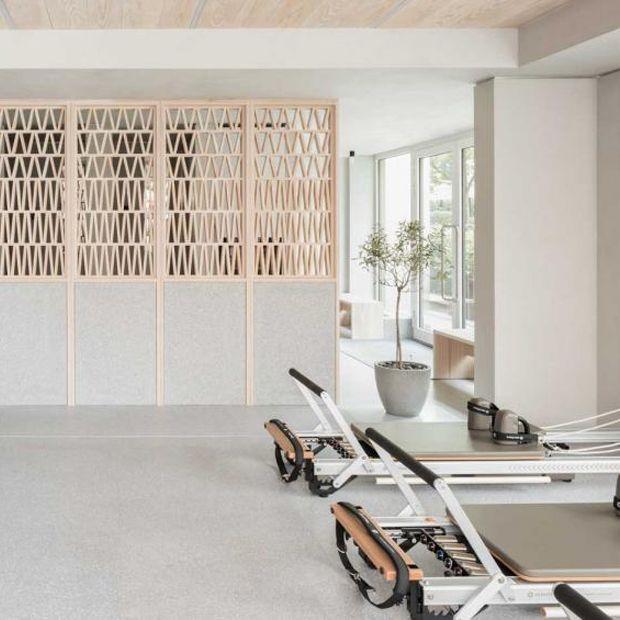 Studio Pilates Londra La Palestra Core Kensington Interior