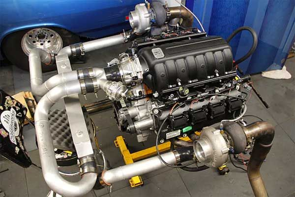 10 Steps To Get 1,000+ HP from a Mopar Performance Crate