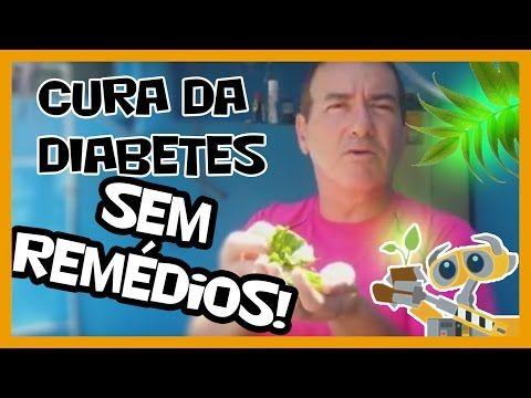 CURA DA DIABETES SEM REMÉDIOS. - YouTube