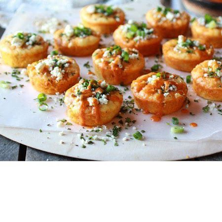 impossibly easy mini buffalo chicken pies impossibly easy mini buffalo ...