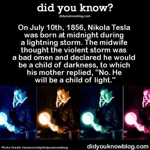 Nikola tells facts