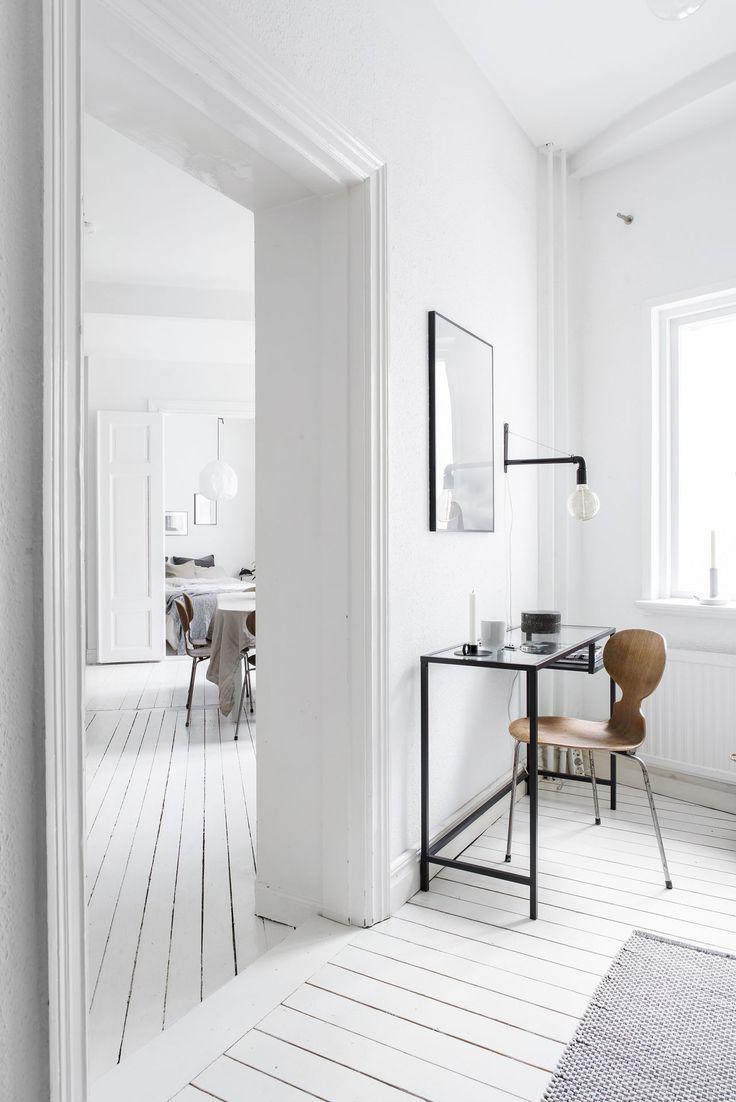 Interieur Blanc #hygge