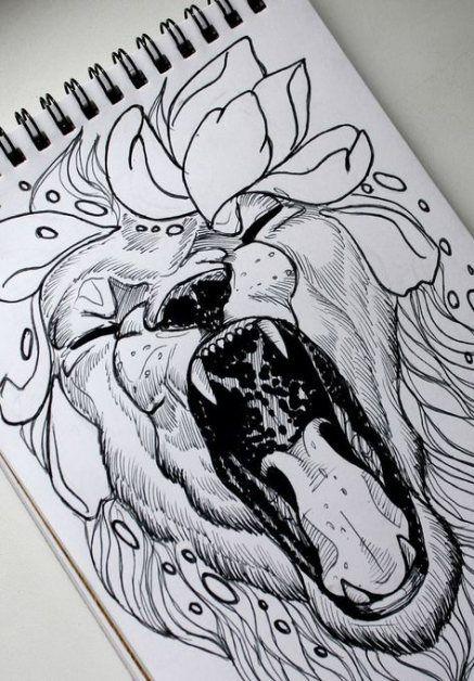 New Tattoo Ideas For Men Small Lion Ideas