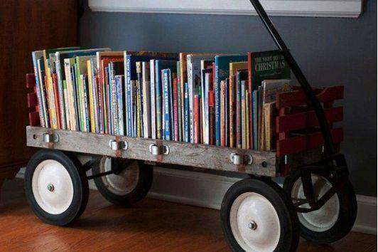 Home library - Home and Garden Design Ideas