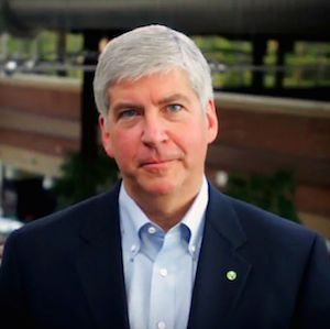 Us Governor Of Michigan Trying To Void 300 Same Sex Marriages Claims They