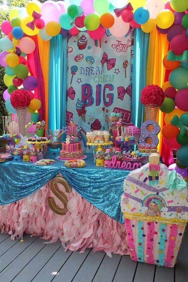 13 Fun Jojo Siwa Party Ideas Jojo Siwa Birthday Jojo