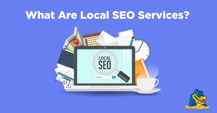 What Are Local SEO Services?