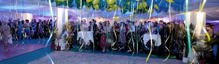 Brazilian theme Christmas Party