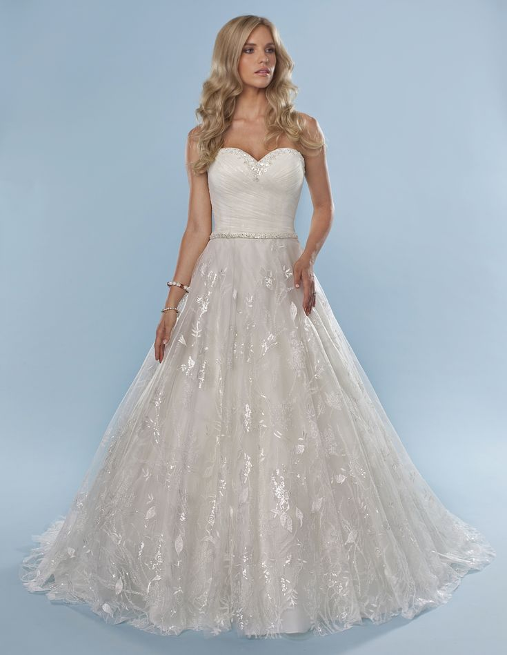 9804 | Romantic Bridals | Bridal Gowns and Prom Dresses |Toronto
