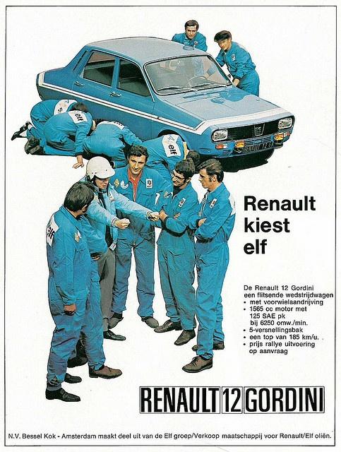 A México llegó el 12TS una maravilla de coche pero el Renault 12 Gordini era solamente un sueño, muy pocos amigos tenían uno y la diferencia sobre el TS era notable.