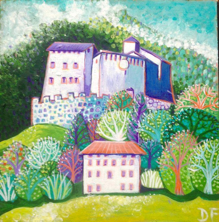 stenico castle