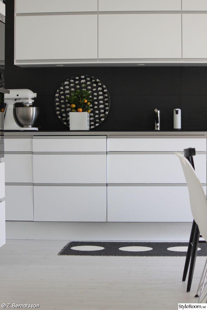 Över 1000 idéer om Vita Kök på Pinterest  Kök, Hem och Skåp -> Kuchnia Ikea Nodsta