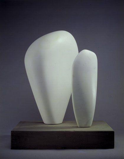 Barbara Hepworth, Two Forms, 1937