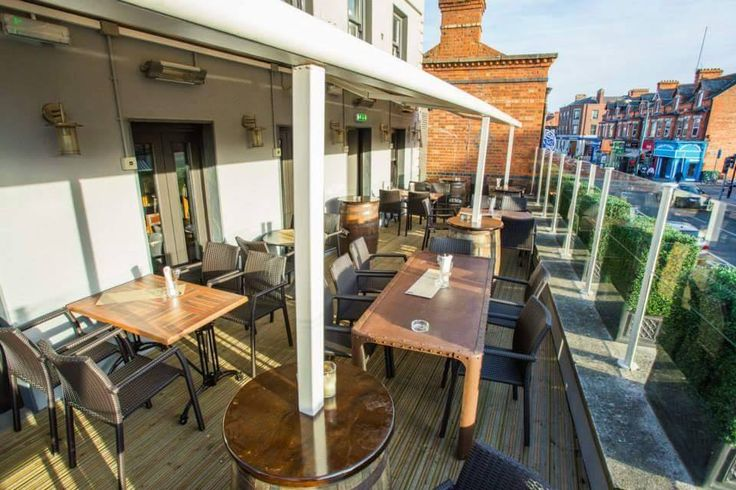10 Rooftop Bars In Dublin That Are Perfect For After Work Pints