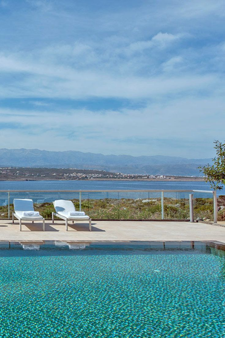 Divine Villas in Tersanas, Chania, Crete