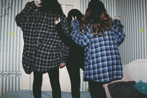 Imagem de girl and grunge