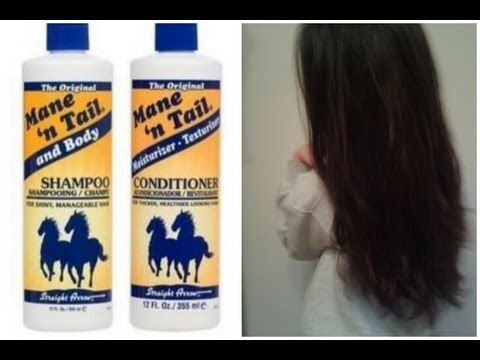 Mane And Tail Hair Growth N Review Results Video Clip In 2018 Beauty