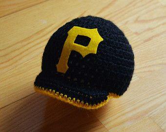 pittsburgh pirates free hat crochet f7148cfa8c86
