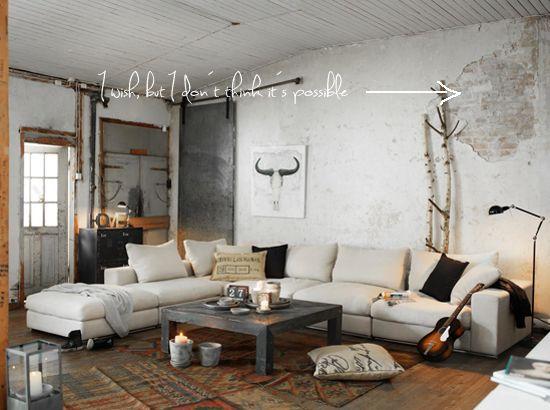 37 Best Cozy Industrial Images On Pinterest