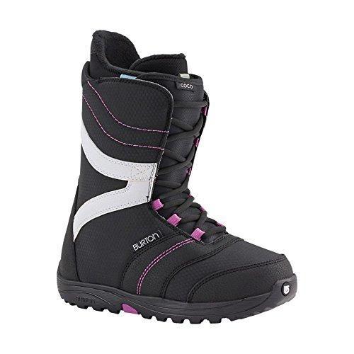 Oferta: 97.59€. Comprar Ofertas de Burton tabla de snowboard para mujer Botas de coco, color Negro - negro/morado, tamaño 8,5 barato. ¡Mira las ofertas!