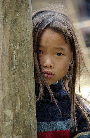 Vietnamese girl by Jom Manilat (people, portrait, beautiful, photo, picture, amazing, photography)