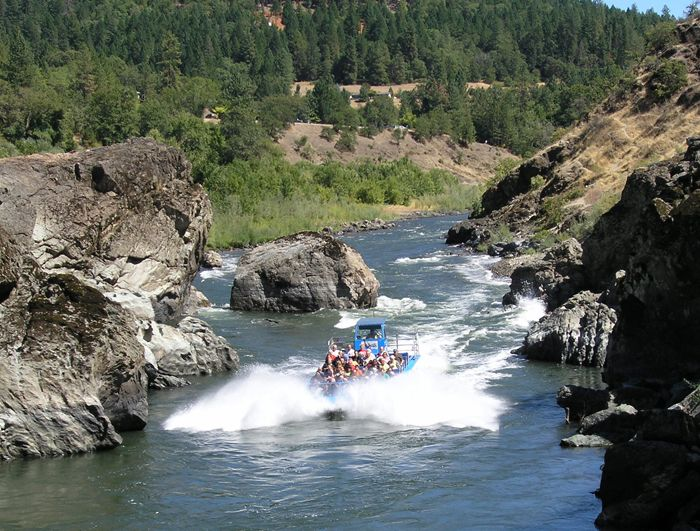 Hellgate River Tours