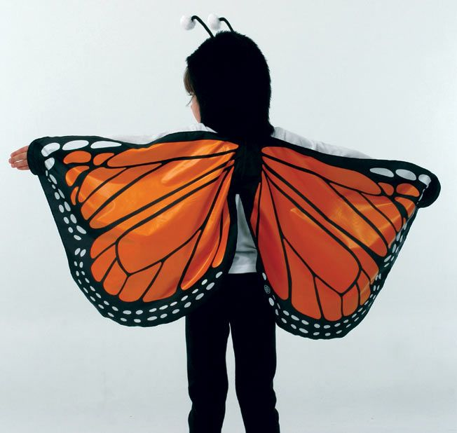 Large Butterfly Wings Costume | Butterfly Costume