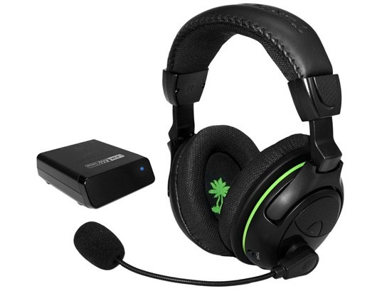 Casque micro Xbox 360 TURTLE BEACH Ear Force X32