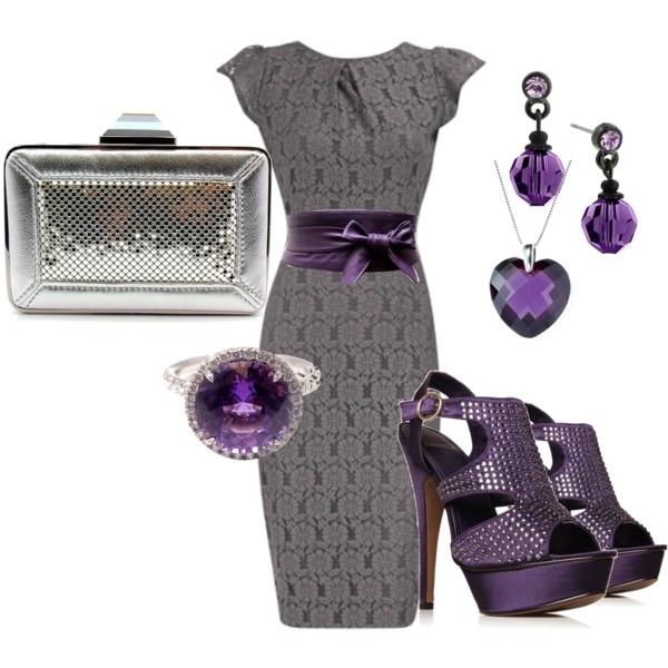 """Pretty In Purple"" - Modest Trendy Fashion - By Karlee"