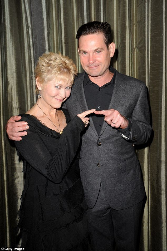 In touch: ET co-stars Dee Wallace and Henry Thomas reunited at the 43rd Saturn Awards in L...