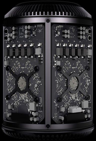 Intel® Xeon E5 Processor, Minne 12GB 1866MHz, Hårddisk 256GB SSD, Dual AMD FirePro D300