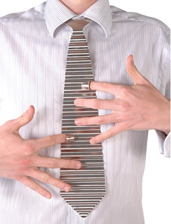 Washboard Tie – Wear a fashion and music gadget anytime, anywhere ( read more and see where you can buy - http://upgrade.ly/?p=329 )
