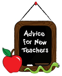 Corkboard Connections: What's your advice for new teachers? Here you'll find some tips and suggestions from Laura Candler as well as links to other blog posts on the same topic.