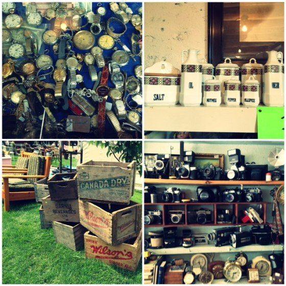 Treasure Hunting @ Aberfoyle Antique Market maybe gonna check it out next weekend