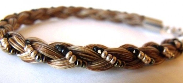 45 Elegant & Breathtaking Horse Hair Bracelets | Pouted Online Magazine – Latest Design Trends, Creative Decorating Ideas, Stylish Interior Designs & Gift Ideas