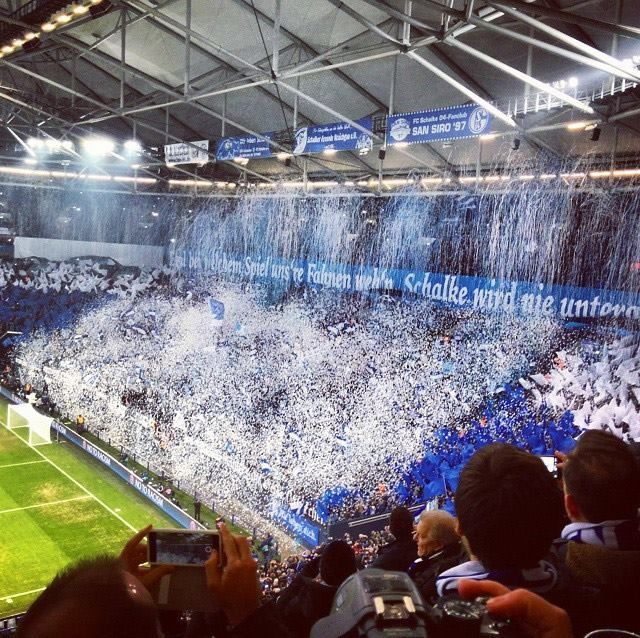 Veltins Arena. Schalke 04 Gelsenkirchen Germany