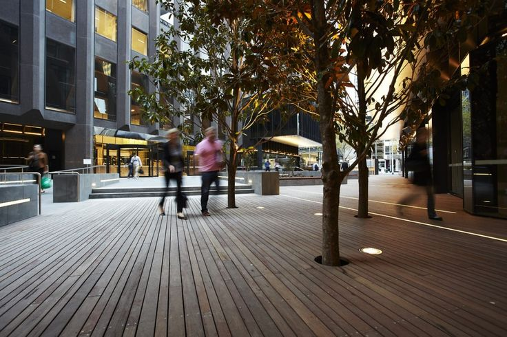 St James Plaza by ASPECT Studios (Melbourne, Australia)