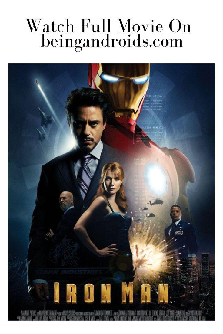 Iron man movie watch online openload movies movierulz