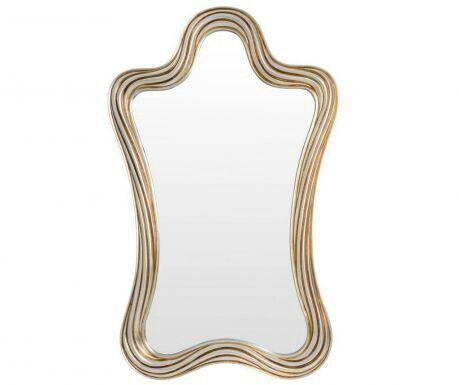 Oglinda cu rama valurita