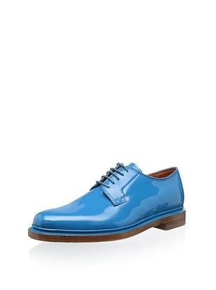 67% OFF Florshiem By Duckie Brown Men's Military Oxford (Turquoise Patent)