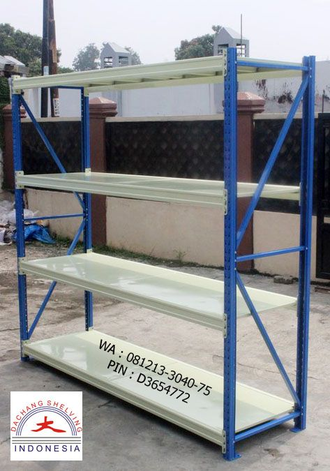 Promo Cuci Gudang Rak DC 50 | Medium Duty Rack HUB. CALL / WA 081213-3040-75 PIN D3654772 http://jualrakshelving.blogspot.co.id/2016/10/rak-gudang-dc-50-medium-duty-rack.html